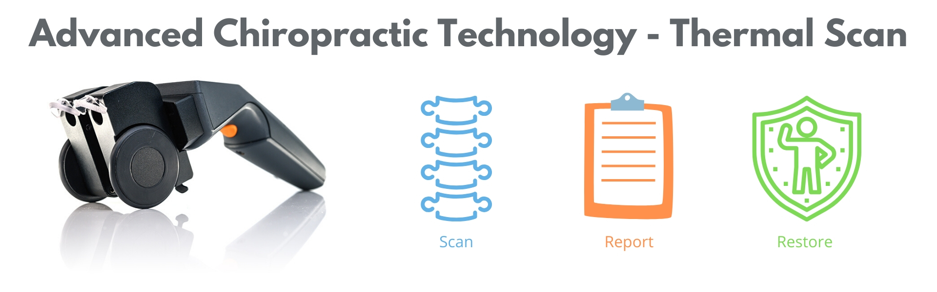 Advanced Chiropractic Technology - Thermal Scan