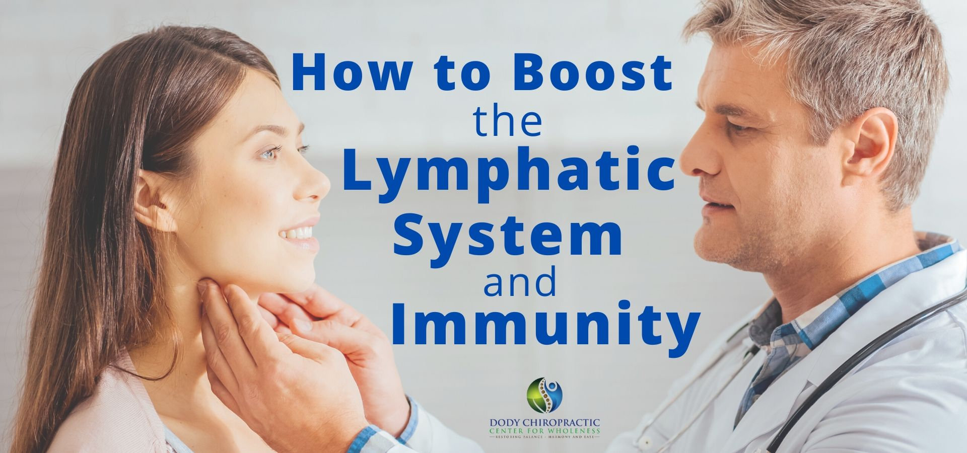 How to Boost the Lymphatic System and Immunity(1)