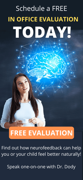 schedule free in office neurofeedback evaluation today