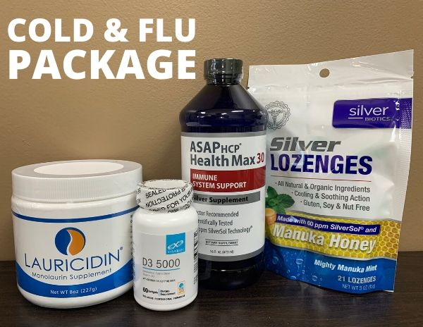 COLD & FLU package